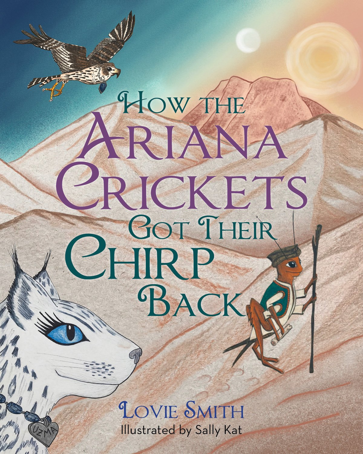 How the Ariana Crickets Got Their Chirp Back PDF