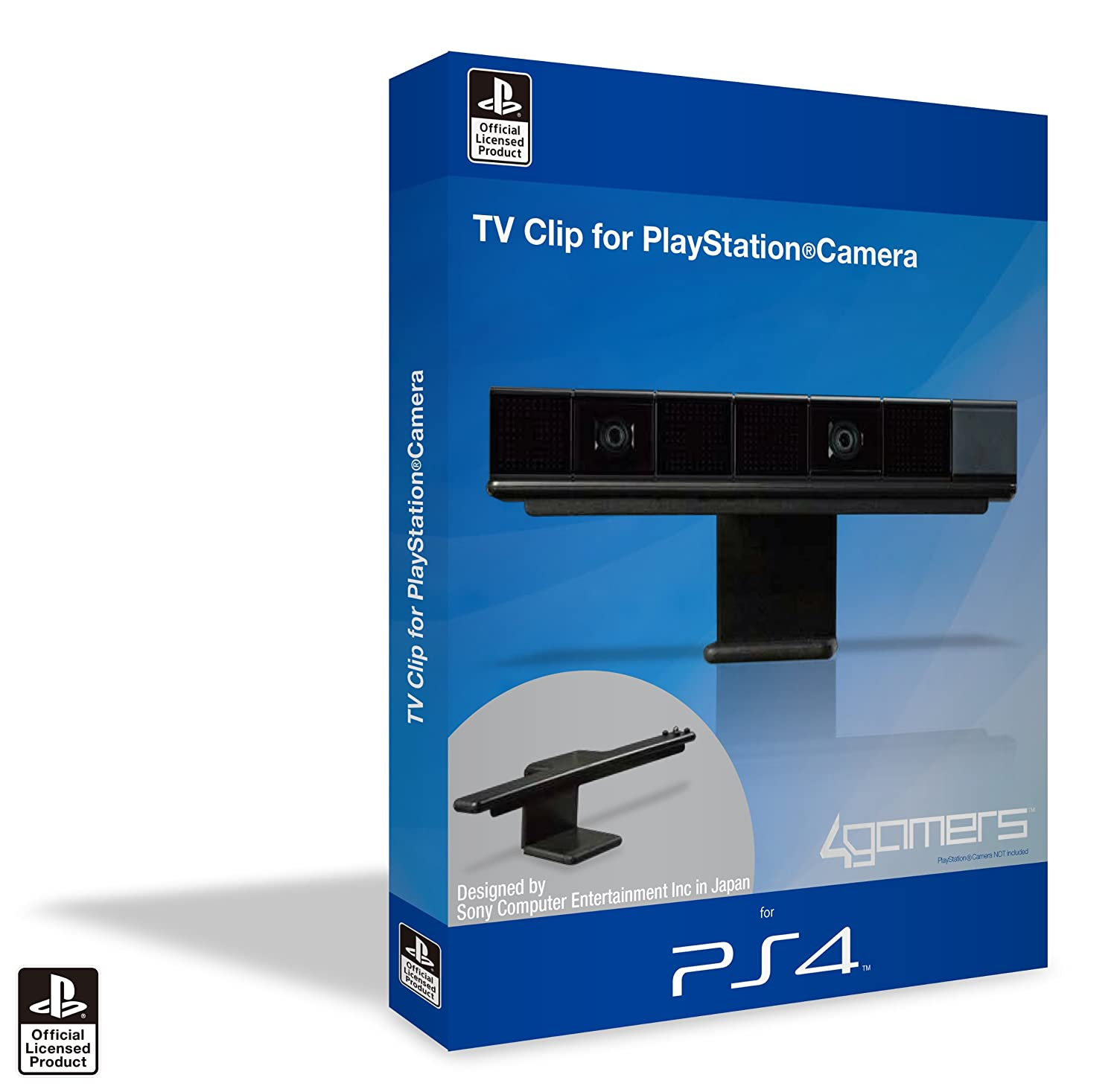 Amazon.com: Officially Licensed Clip for Playstation Camera (PS4 ...