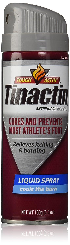 Tinactin Antifungal Liquid Spray – The Best Product for Treating Athlete's Foot