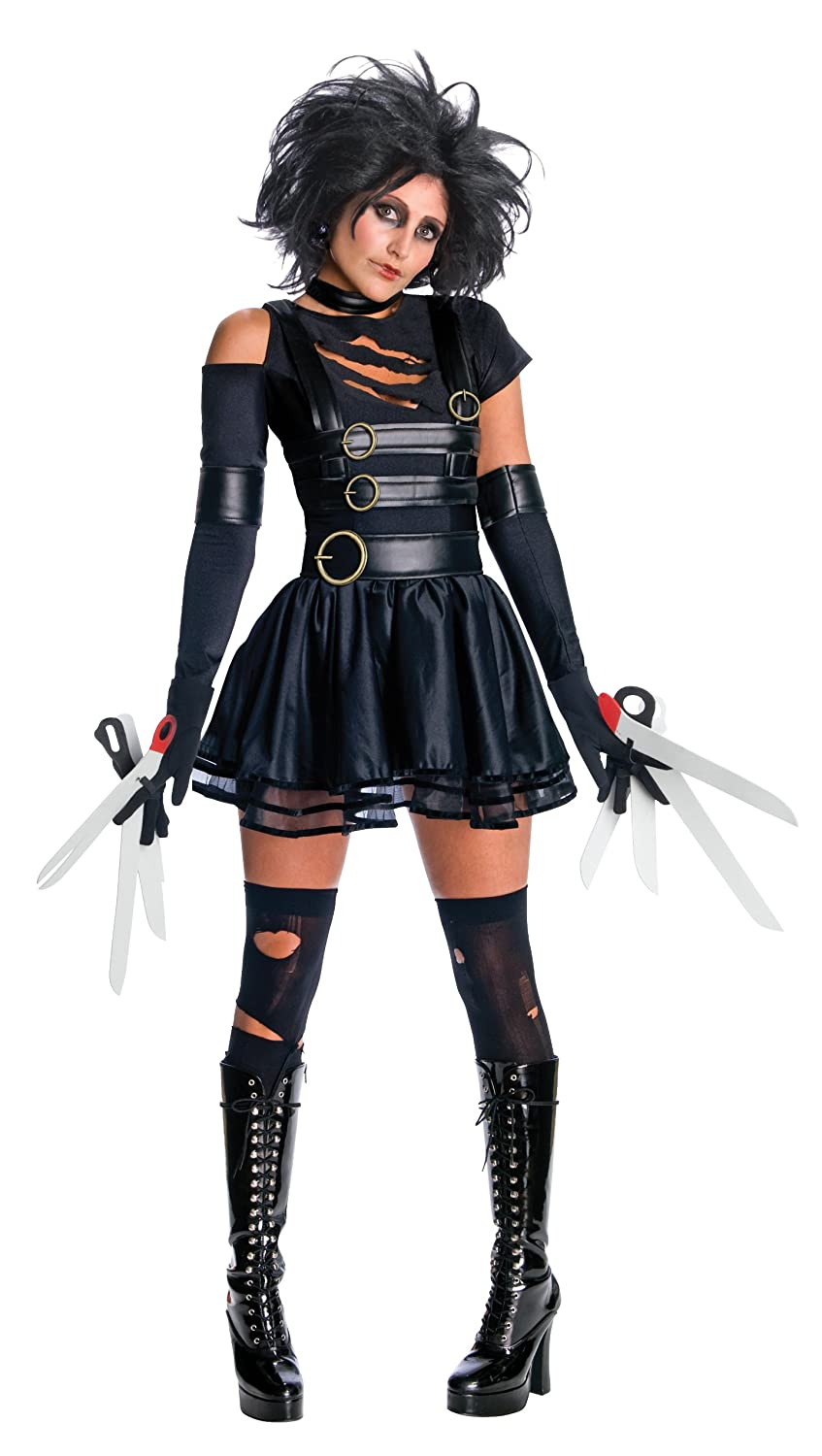 Rubies Costume Secret Wishes Womens Edward Scissorhands Miss Scissorhands Costume Rubies Costumes