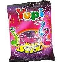 Yupi Gummy Candies, Worm, 120 g