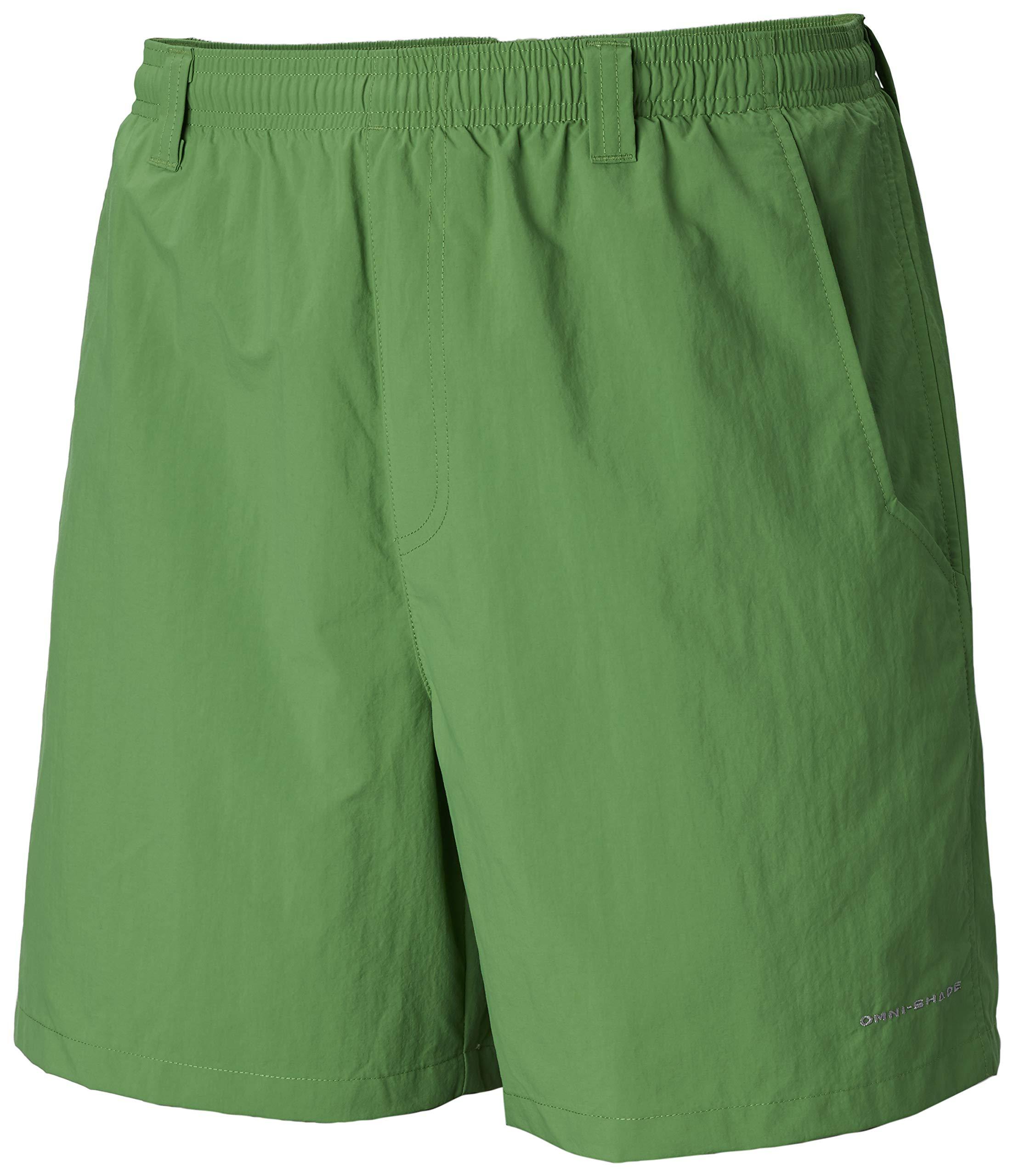 Columbia Men's PFG Backcast III Water Short , Clean Green, XX-Large x 8