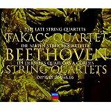 Beethoven: String Quartets Vol.3 (3 CDs)