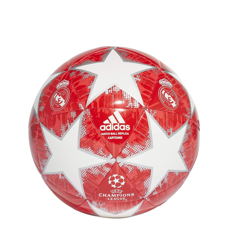 adidas Finale 18Real Madrid Capitano–Balón de fútbol ADILJ #adidas CW4140