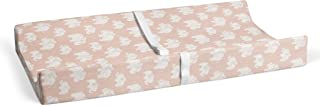 """product image for Glenna Jean Elephant Herd - Blush 16"""" x 32"""" Changing Pad Cover for Baby Nursery"""