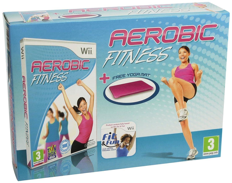 Aerobic Fitness con Tappetino Yoga [Importación italiana ...
