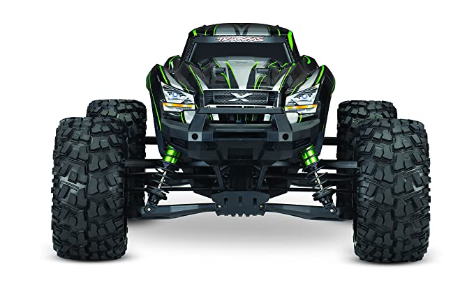 Buy Traxxas 8s X Maxx 4wd Brushless Electric Monster Rtr Truck Green Online At Low Prices In India Amazon In
