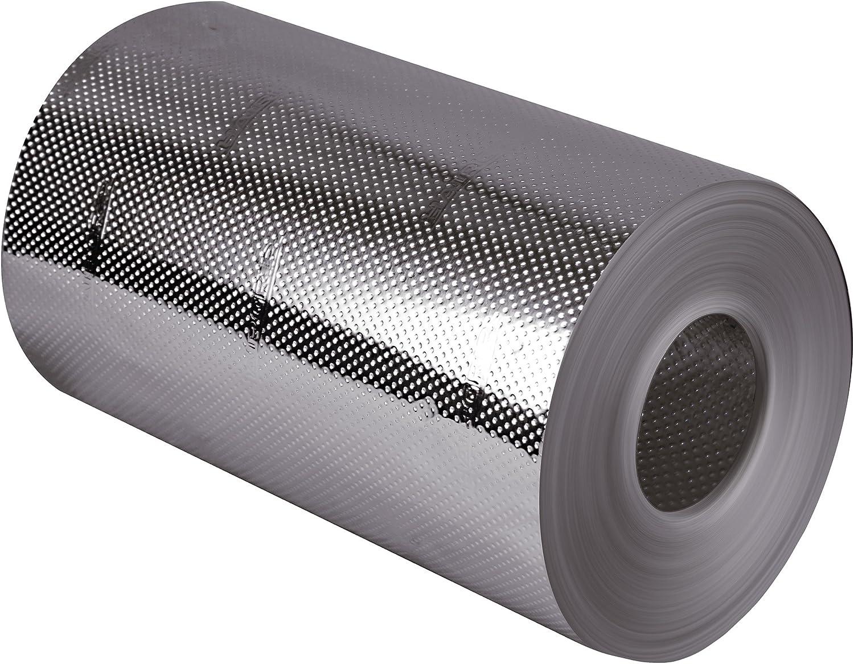 HairGrip PRO - papel de aluminio antideslizante de 13cm de ancho y 75m de largo, desarrollado para cabellos largos y gruesos.