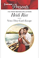 Vows They Can't Escape: A Scandalous Billionaire Romance (Harlequin Presents Book 3504)