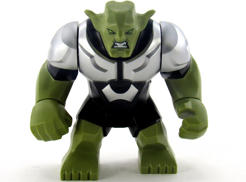 Lego Marvel Super Heroes Green Goblin Minifigure