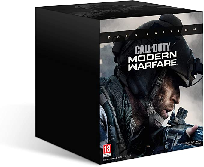 Call of Duty: Modern Warfare Dark Edition - Collectors Limited ...