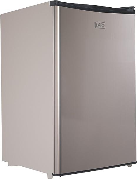 Refrigerador compacto Black + Decker Energy Star de una sola ...
