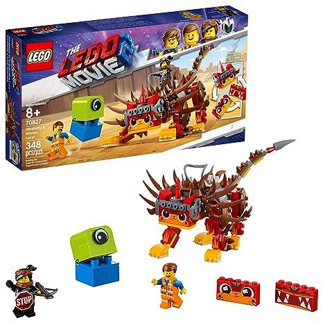 Amazoncom Lego The Lego Movie 2 Ultrakatty Warrior Lucy 70827