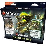 Kit Inicial de Magic. The Gathering Arena, 2 Decks de Iniciante, Card de código de MTG Arena, Multicor