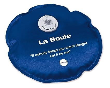 macom boule  MACOM Enjoy & Relax 906 La Boule blu, scaldino elettrico ...