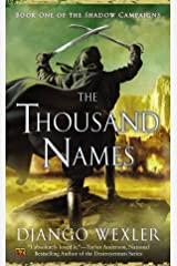 The Thousand Names (The Shadow Campaigns) Mass Market Paperback