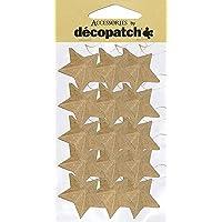 Decopatch - Estrellas para Decorar (con Cuerda, 15