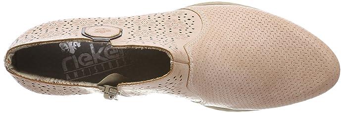 Rieker Damen M0776 Hohe Stiefel  Amazon.de  Schuhe   Handtaschen de82250d2d