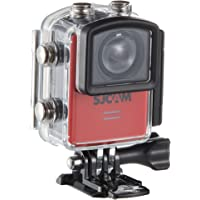 SJCAM M20 Wi-Fi 4K Aksiyon Kamerası - Kırmızı