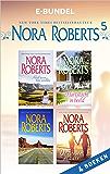 Nora Roberts e-bundel 5