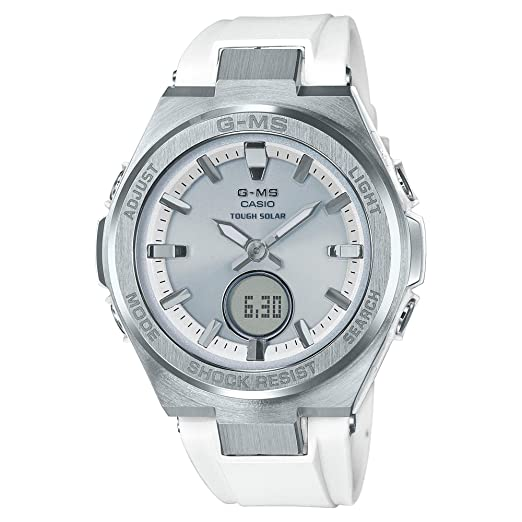 Amazon.com: Casio MSGS200-7A - Reloj de pulsera para mujer ...