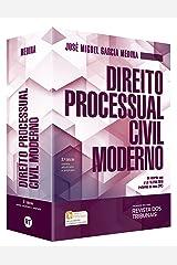 Direito Processual Civil Moderno Capa comum