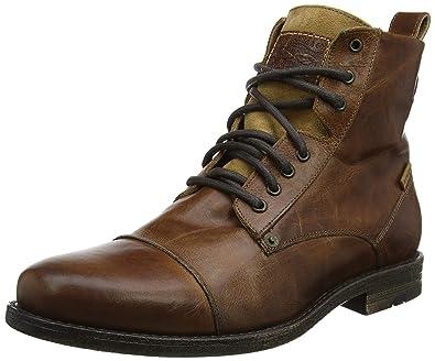 63e7ccf7e76 Levi's Men's Emerson Ankle Boots