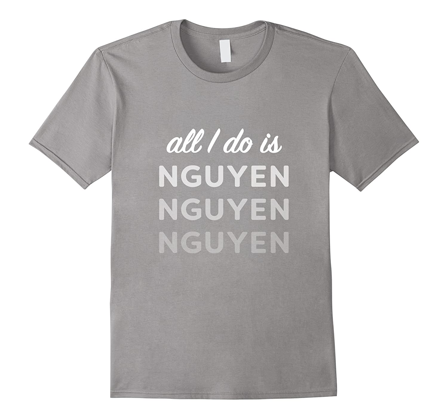 All I Do Is Nguyen (Win) Fade Relaxed Fit Shirt-Art