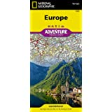 Europe (National Geographic Adventure Map, 3328)