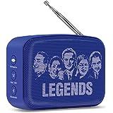 Saregama Carvaan SCM02 Mini 2.0 Bluetooth Speaker (Regal Blue)
