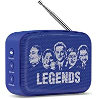 Saregama Carvaan SCM02 Mini 2.0 Bluetooth Speaker (Regal Blue)