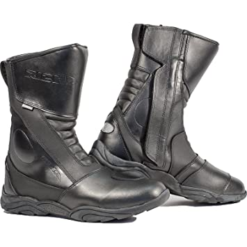 Richa Zenith Motorcycle Boots Amazon Co Uk Sports Outdoors
