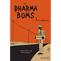 The Dharma Bums: (Penguin Classics Deluxe Edition) book cover