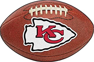 product image for Fanmats Kansas City Chiefs Team Football Mat