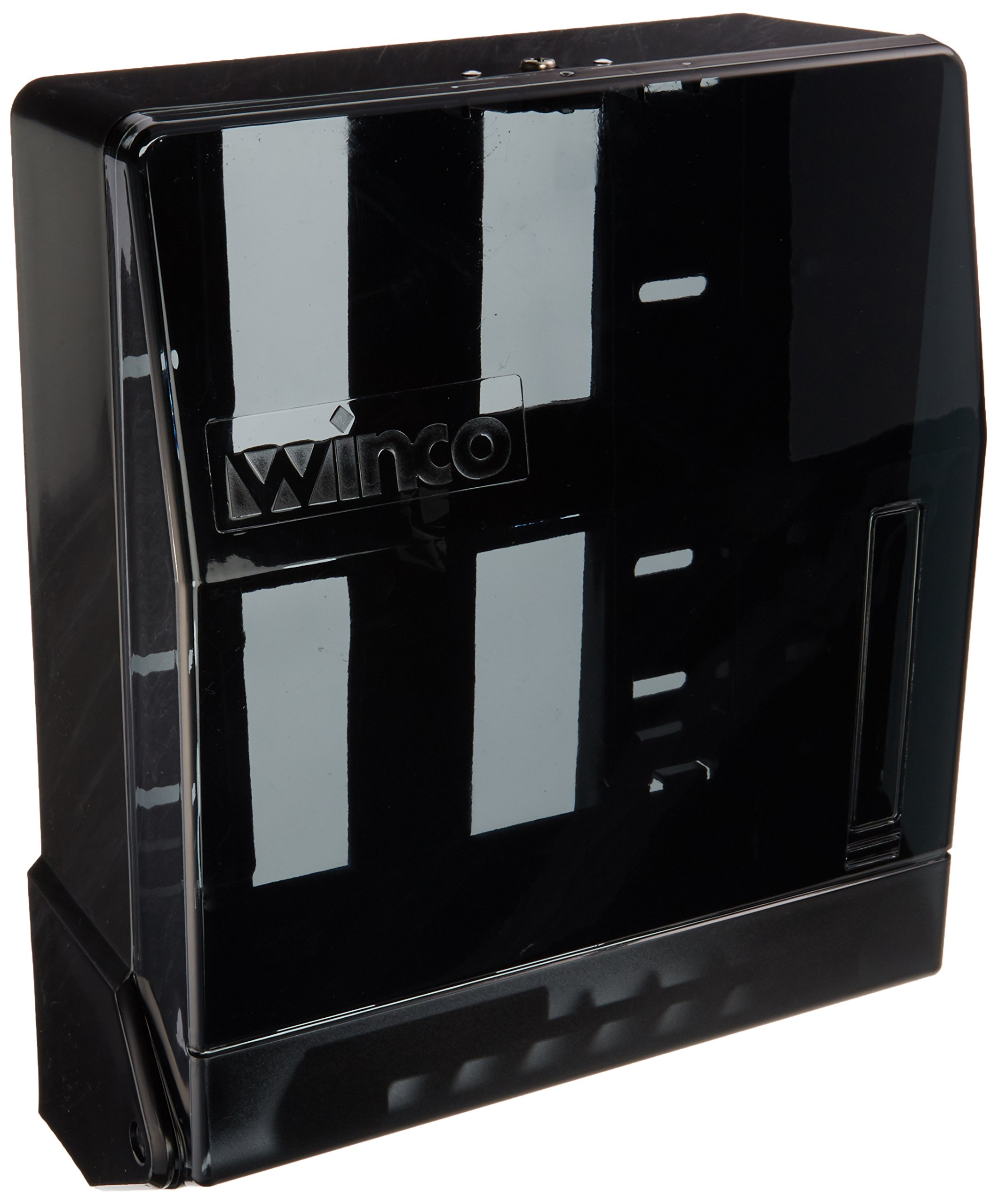 Winco TD-300 M-Fold and C-Fold Paper Towel Dispenser