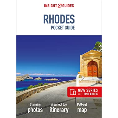 Insight Guides Pocket Rhodes (Travel Guide with Free eBook) (Insight Pocket Guides)