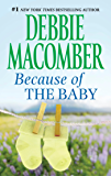 Because of the Baby (Midnight Sons Book 4)