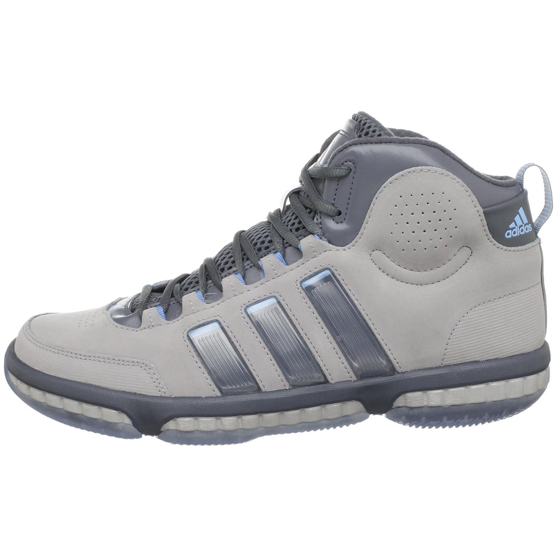 Adidas Scarpa, Uomini 'Grande Basket Fondamentali Scarpa, Adidas Di Alluminio 80732b