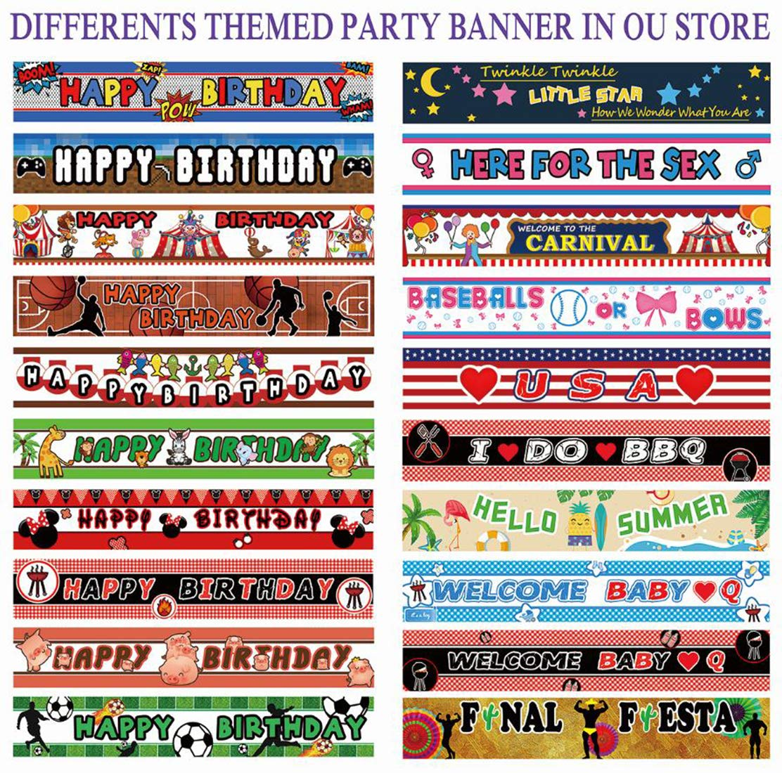 40th Birthday Sign Large 40th Birthday Banner Never Looked So Good 40th Birthday Party Supplies Decorations 9.8 x 1.5 feet
