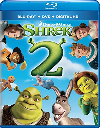 Shrek 2 (2004) BluRay 720p 950MB [Hindi 2.0 – English DD 5.1] MKV