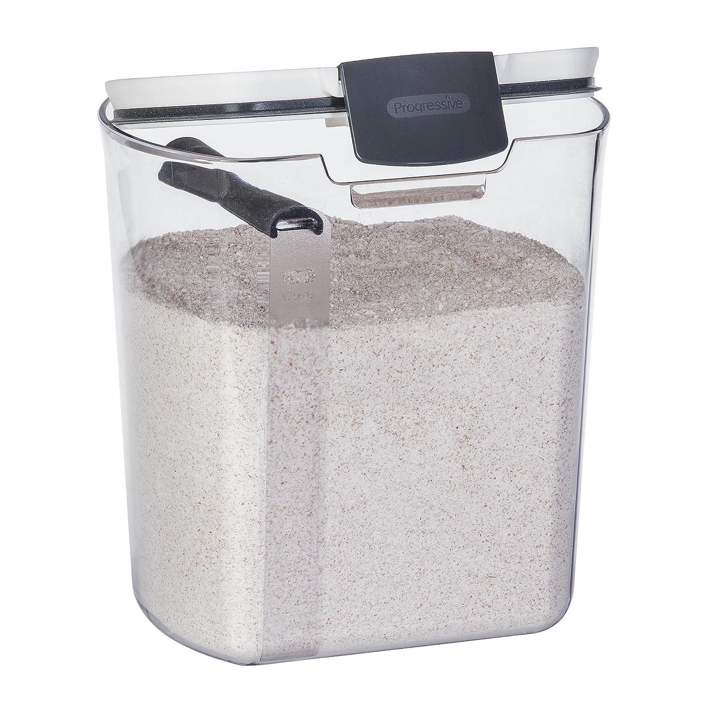 Prepworks by Progressive Flour ProKeeper, PKS-100, 4 Quart Capacity, 5 Pound Bag