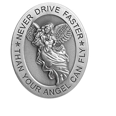 AngelStar 15725 Metal Visor Clip, 2-1/2-Inch, Never Drive Faster: Home & Kitchen