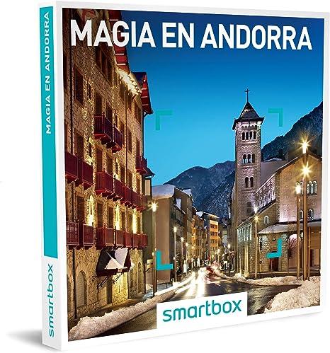 Smartbox - Caja Regalo para Adolescentes - Ideas Regalos Originales - Experiencias gastronómicas para Dos: 2 o 3 días en Andorra: Amazon.es: Deportes y aire libre