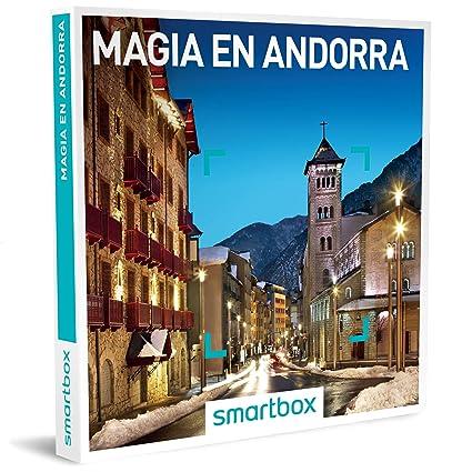 SMARTBOX - Caja Regalo - MAGIA EN ANDORRA - 24 hoteles mágicos de hasta 5*