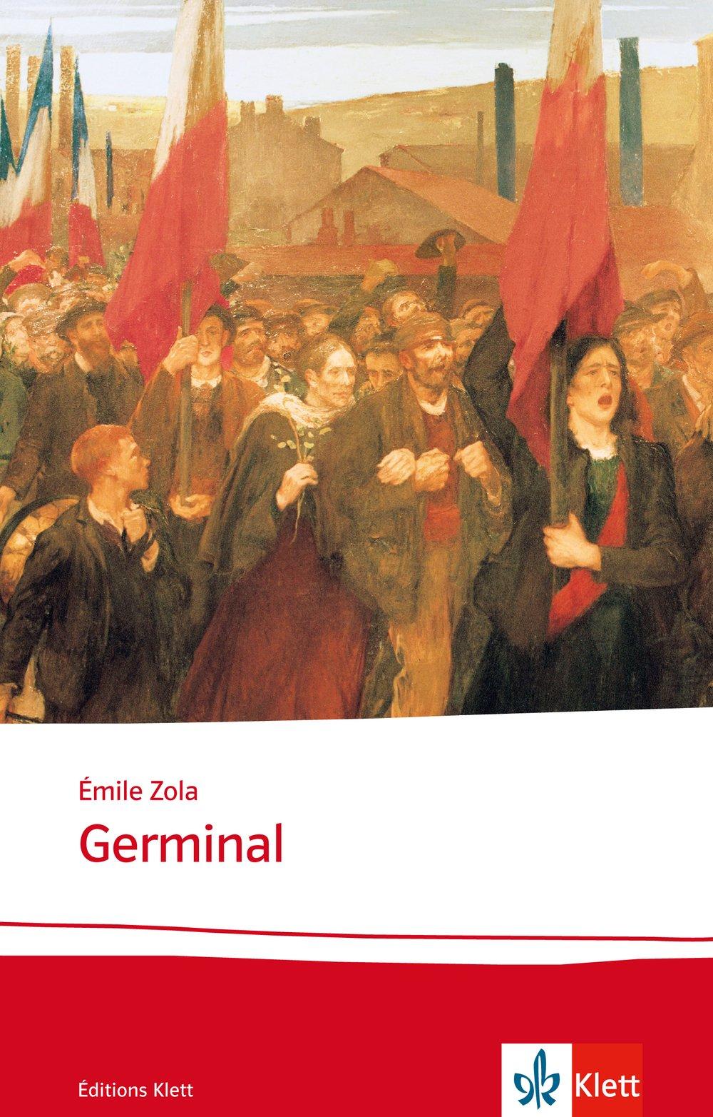 Germinal: Französische Lektüre für die Oberstufe. Um ca. ein Drittel gekürzte Ausgabe + Themenwortschatz Le vocabulaire de la mine (Éditions Klett)