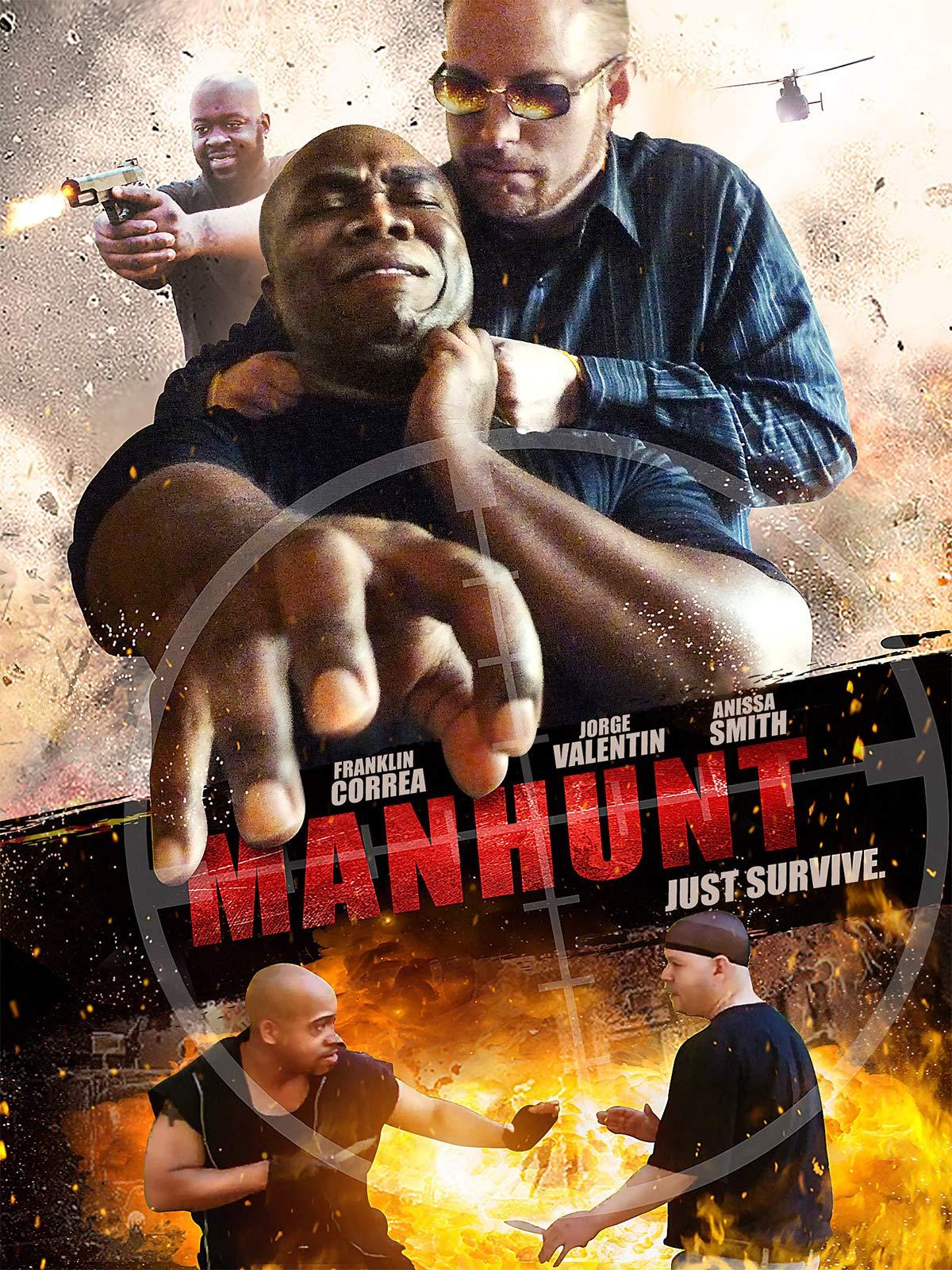 Manhunt on Amazon Prime Video UK
