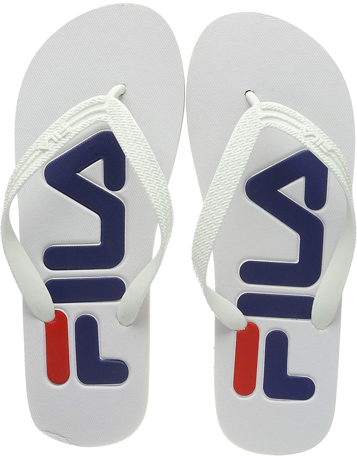 TALLA 44 EU. Fila Men Sport Base Troy Slipper, Mocasines para Hombre