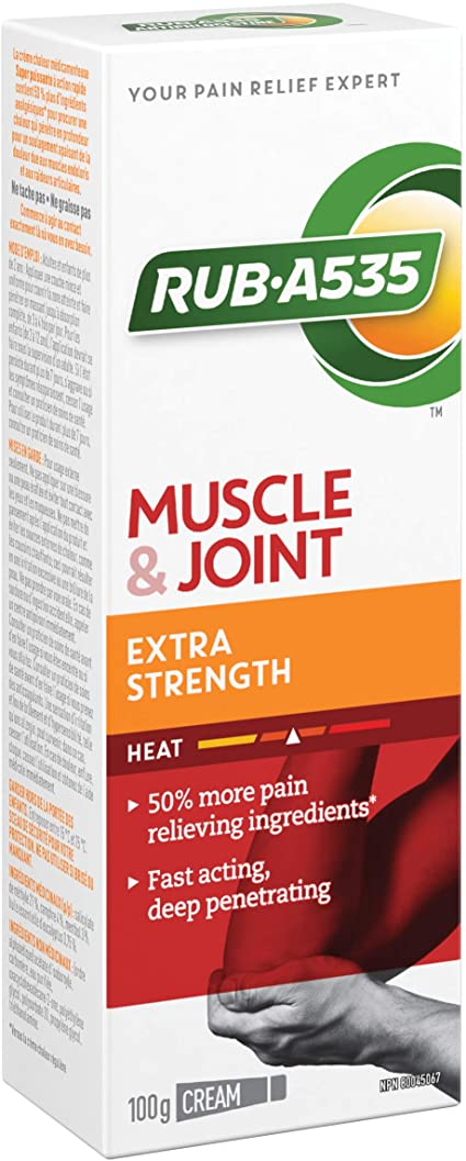 cream for muscle pain relief