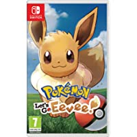 Pokémon: Let's Go, Evoli! (Nintendo Switch)