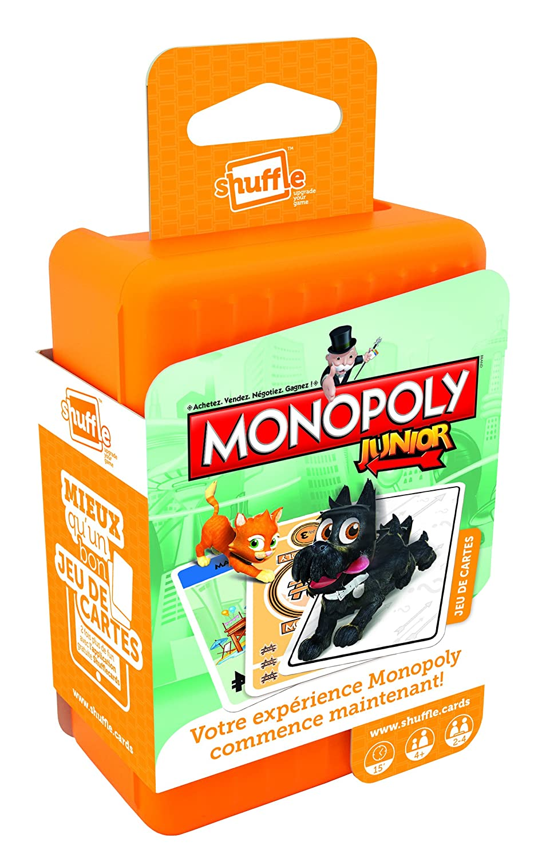 Shuffle – 100216034 – Monopoly Deal – Juego de Tarjetas